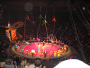 Circus - Thats me at the front in the black suit