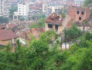 Kosovo- former capital Prisn